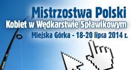 Mistrzostwa Polski Kobiet w Wędkarstwie Spławikowym